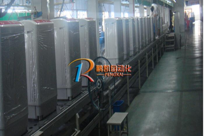 饮水机组装线