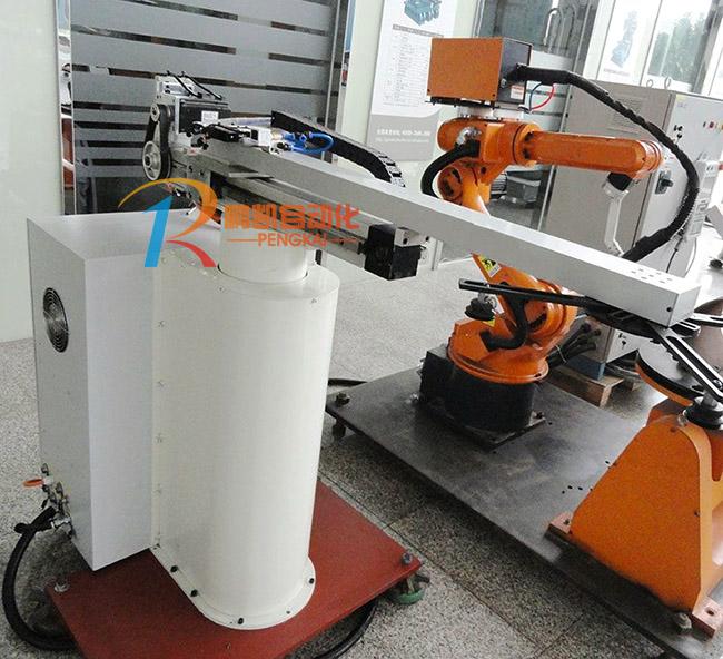 三轴冲压机器人