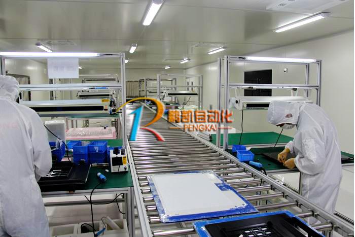 「生产线」家电自动化生产线的工作原理是什么?